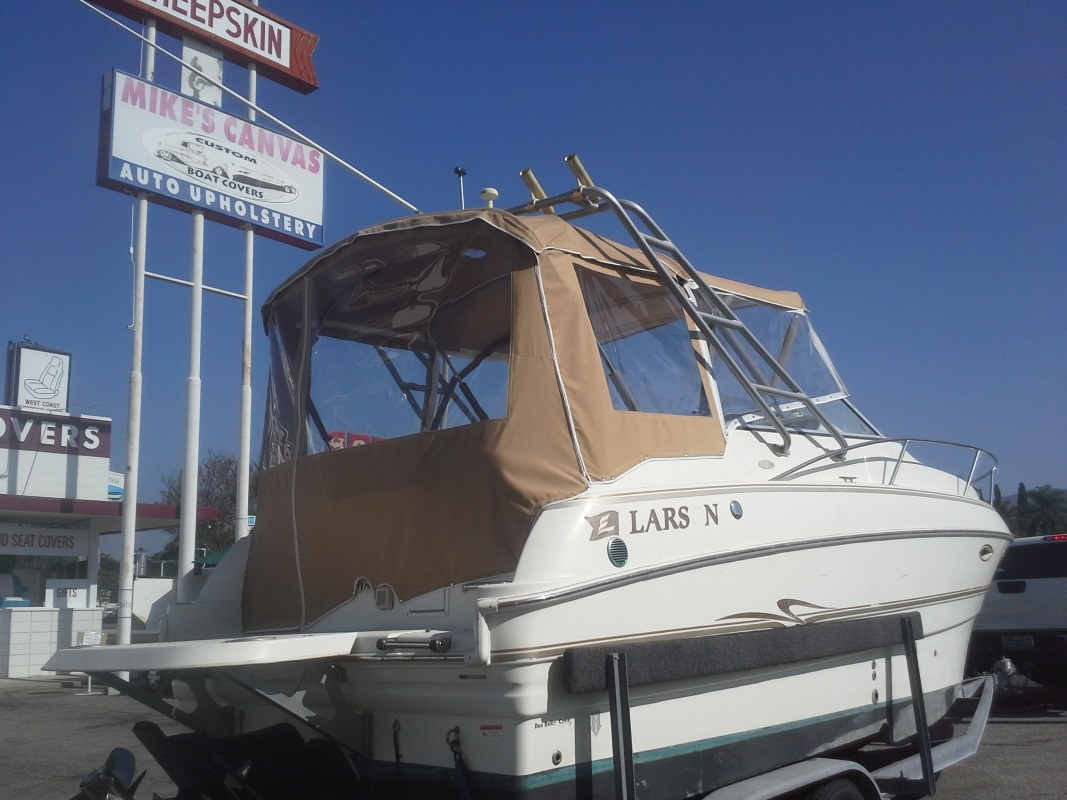 Mikes Canvas: Boat Covers, Upholstery and Bimini Tops
